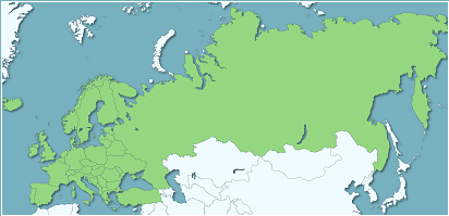 Mapové pokrytie